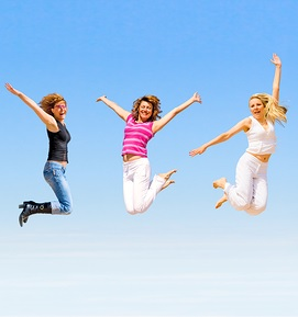 bigstock-jump-for-joy-with-Ozone-therapies