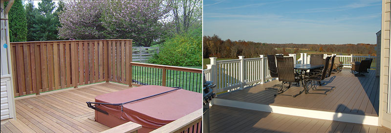 DesignBuildersMD_Low-Maintenance-vs-Wood-Decks