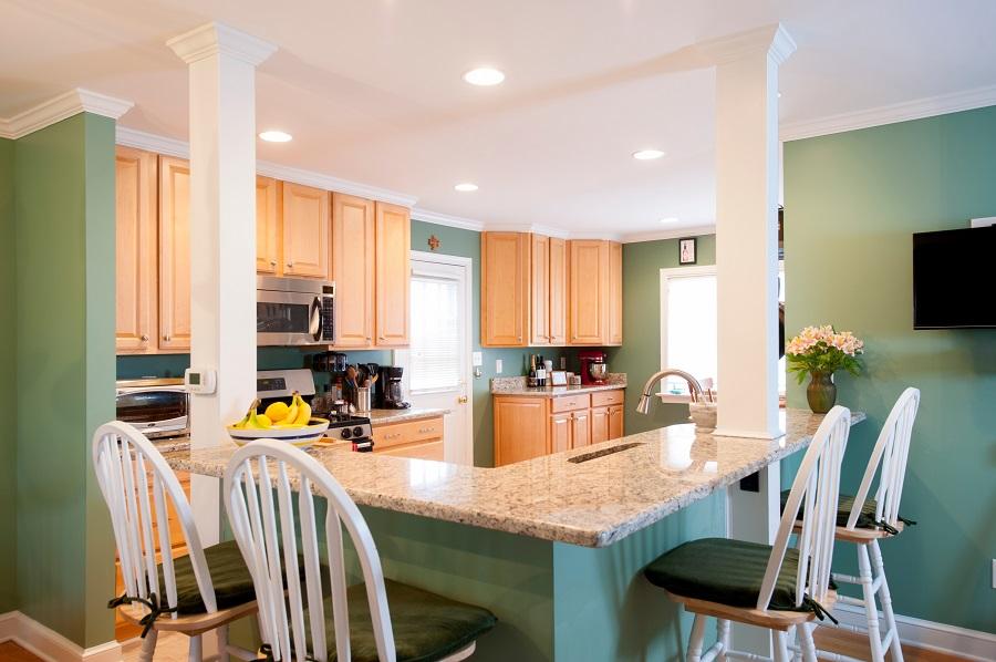 open kitchen addition remodel design builders fairfax va - Kitchen Remodeling Designer