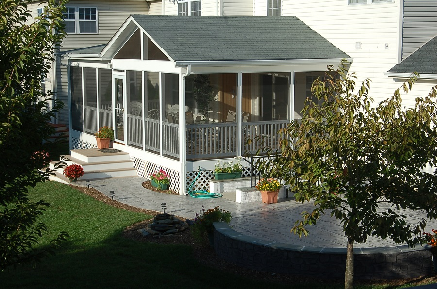Screened Porch Builder In Potomac, MD 1 ...
