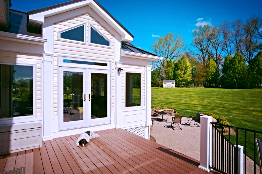 sunroom contractor in Montgomery County, MD