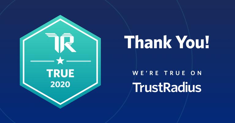 TOPdesk utses till TopRated av TrustRadius!