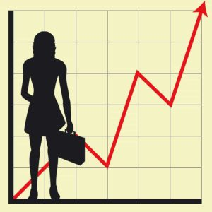 bigstock-Business-Chart-And-Woman-671751-300x300