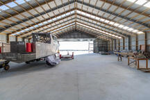 large clearspan Hangar