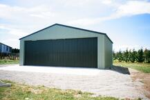 Clearspan Sheds in New Zealand