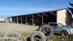 Farm storage shed nz
