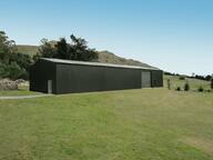 This lifestyle workshop is used as a man cave in NZ