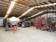 Harvester storage