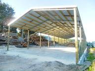 Bulk storage building nz