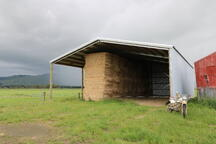 Hay shed New Zealand