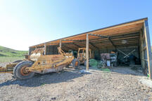 Farm implement shed New Zealand
