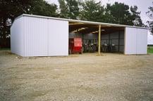 Tractor storage nz