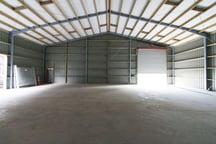 18m lockup with concrete floor