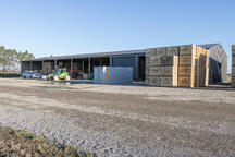 Lock up and implement storage shed New Zealand