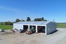 Large-scale sheds New Zealand