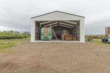 Clearspan sheds give you more internal space