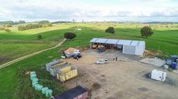 Rural storage building