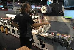 The hot ticket at Labelexpo Americas? Hybrid presses