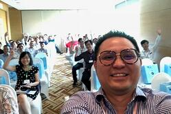 Joining DuPont's flexographic seminar in Ho Chi Minh City