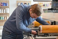 Safety in the printing process: from intern to R&D Engineer