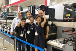 Opportunities for flexo printing in Asia