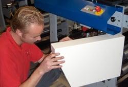 Preventive maintenance on modern flexo presses