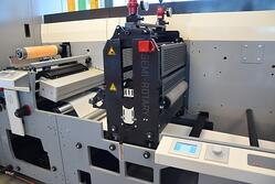 The advantages of semi-rotary die cutting on your hybrid printing press