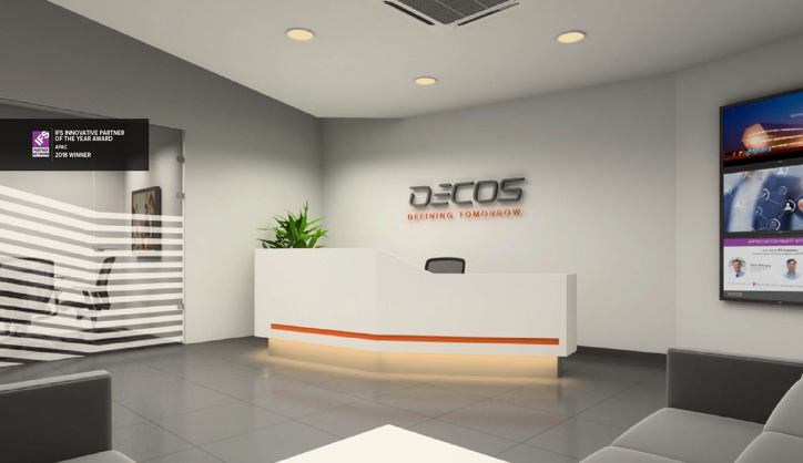 Decos Accelerates Growth with Opening a New Office in New Delhi!