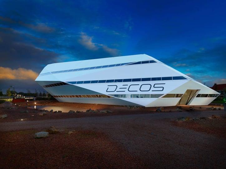 Samenwerking Decos en Centric