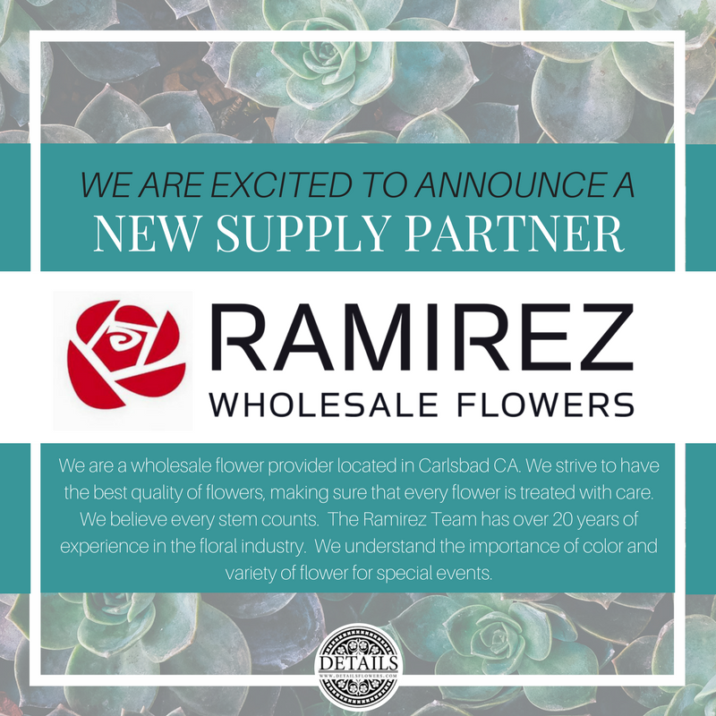 Ramirez Wholesale Flowers