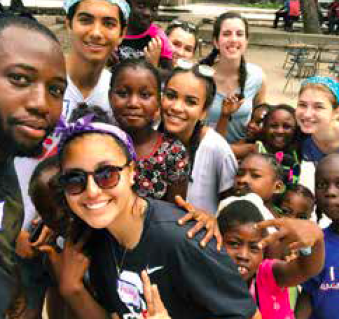 Group Photo from 2018 Haiti Service Trip