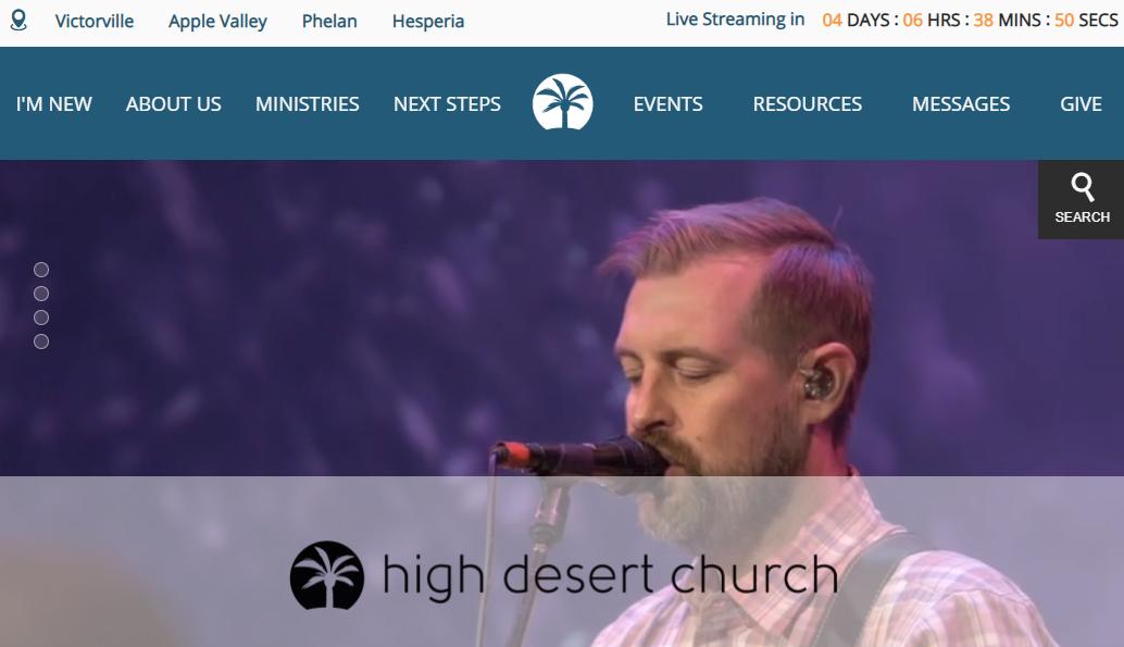 High Desert Church-1