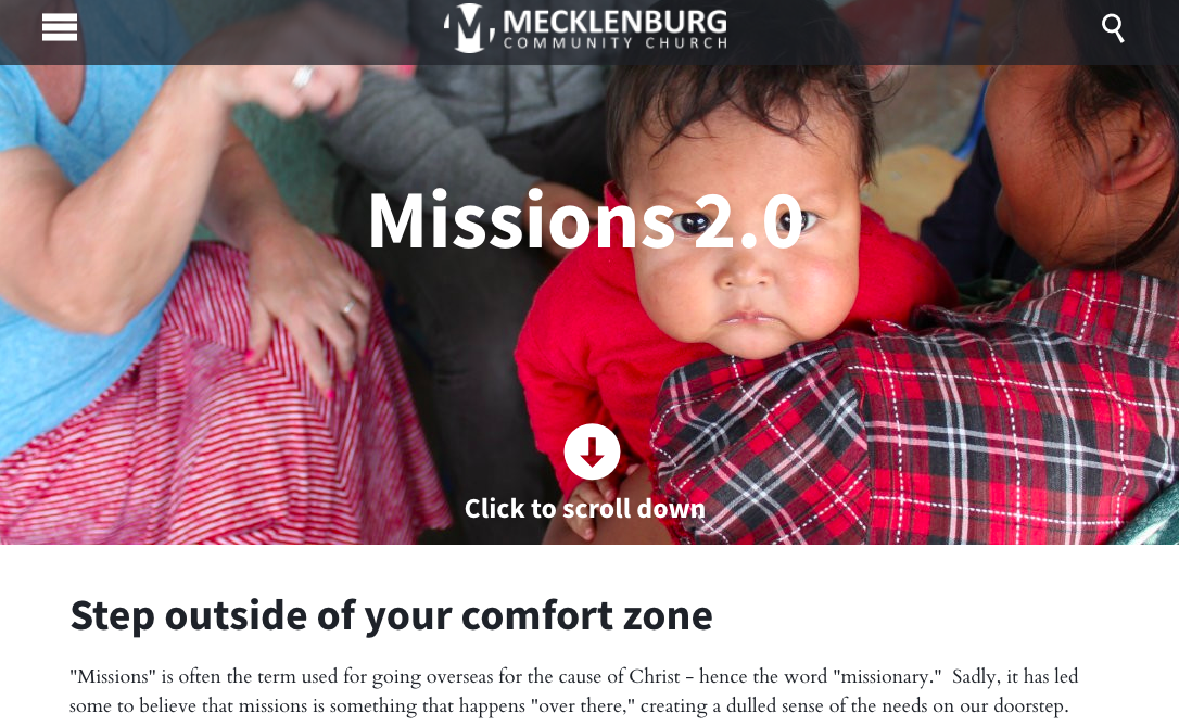 mecklenburg-missions