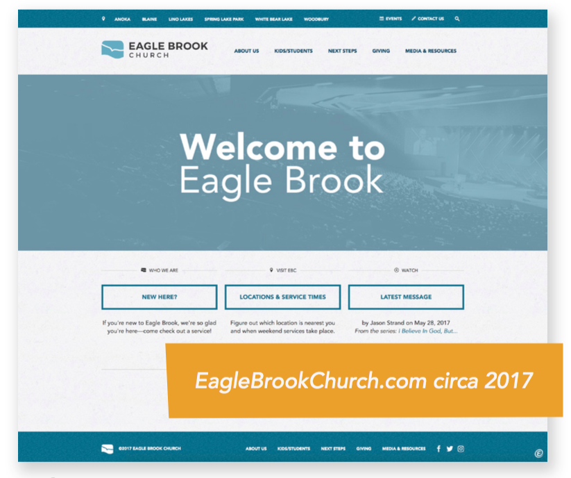 old-church-website