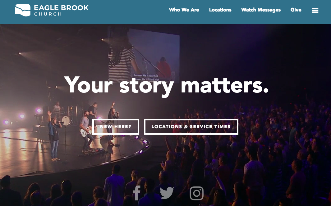 church-website-redesign