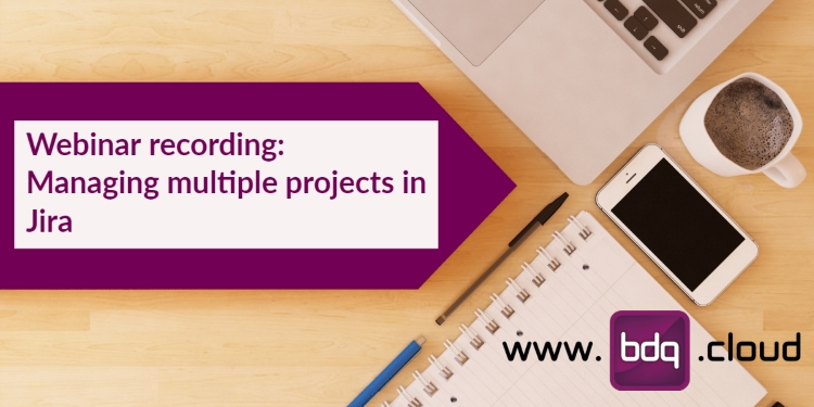 Managing multiple projects in Jira AKA project portfolio management