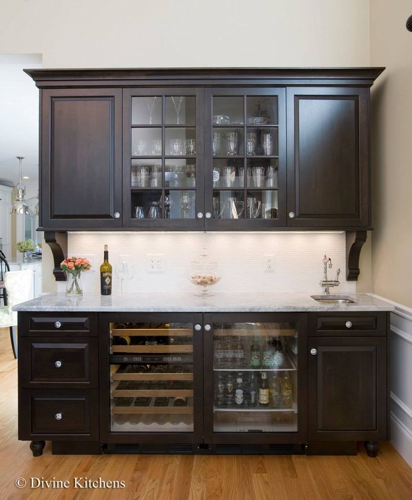 a wet bar : all types to fit your needs
