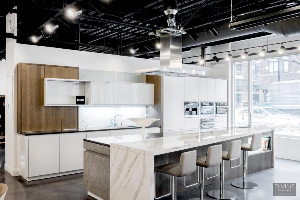Leicht Kitchens, A Design Element Low Down