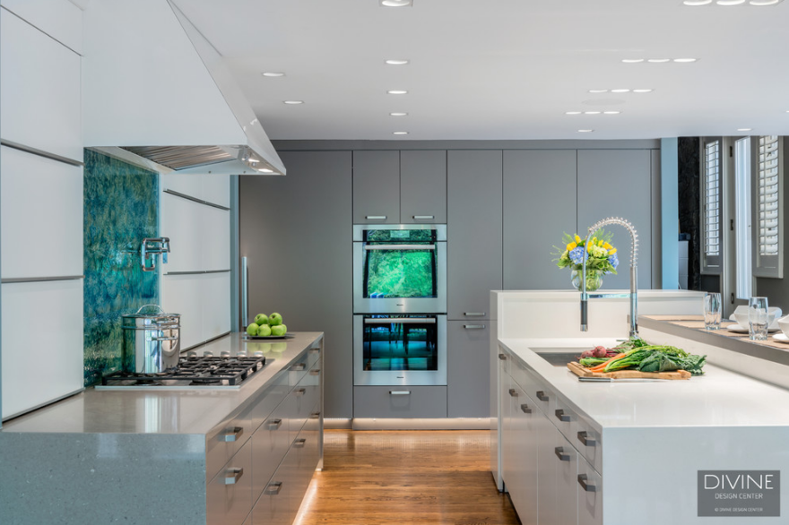 Buying Guide: Contemporary Kitchen Cabinets