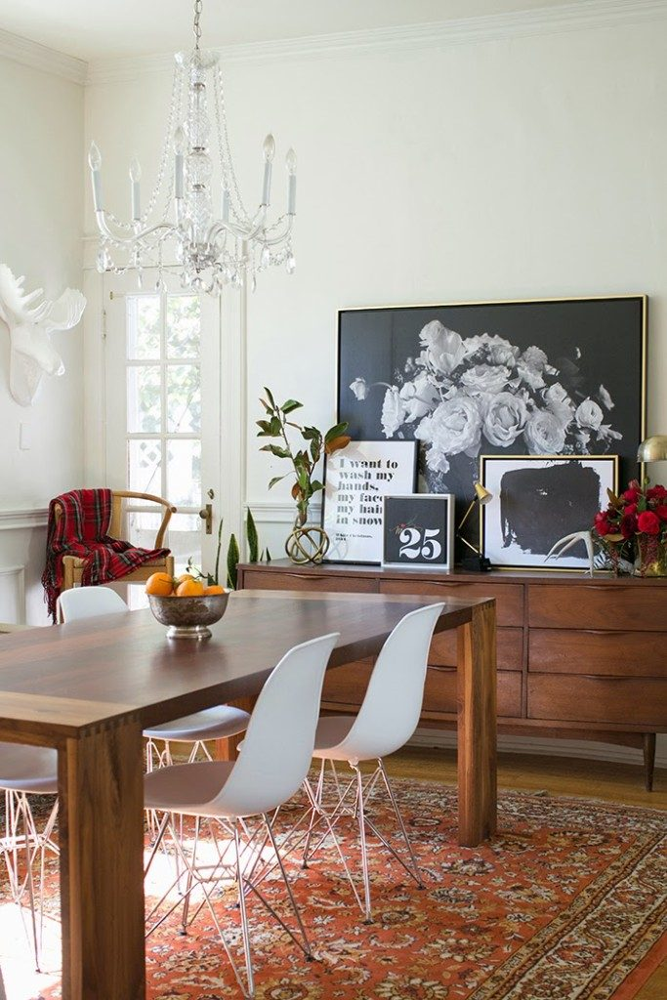 lark-photography-themakerista-lindsayletters-floral-blackandwhite-diningroom-683x1024