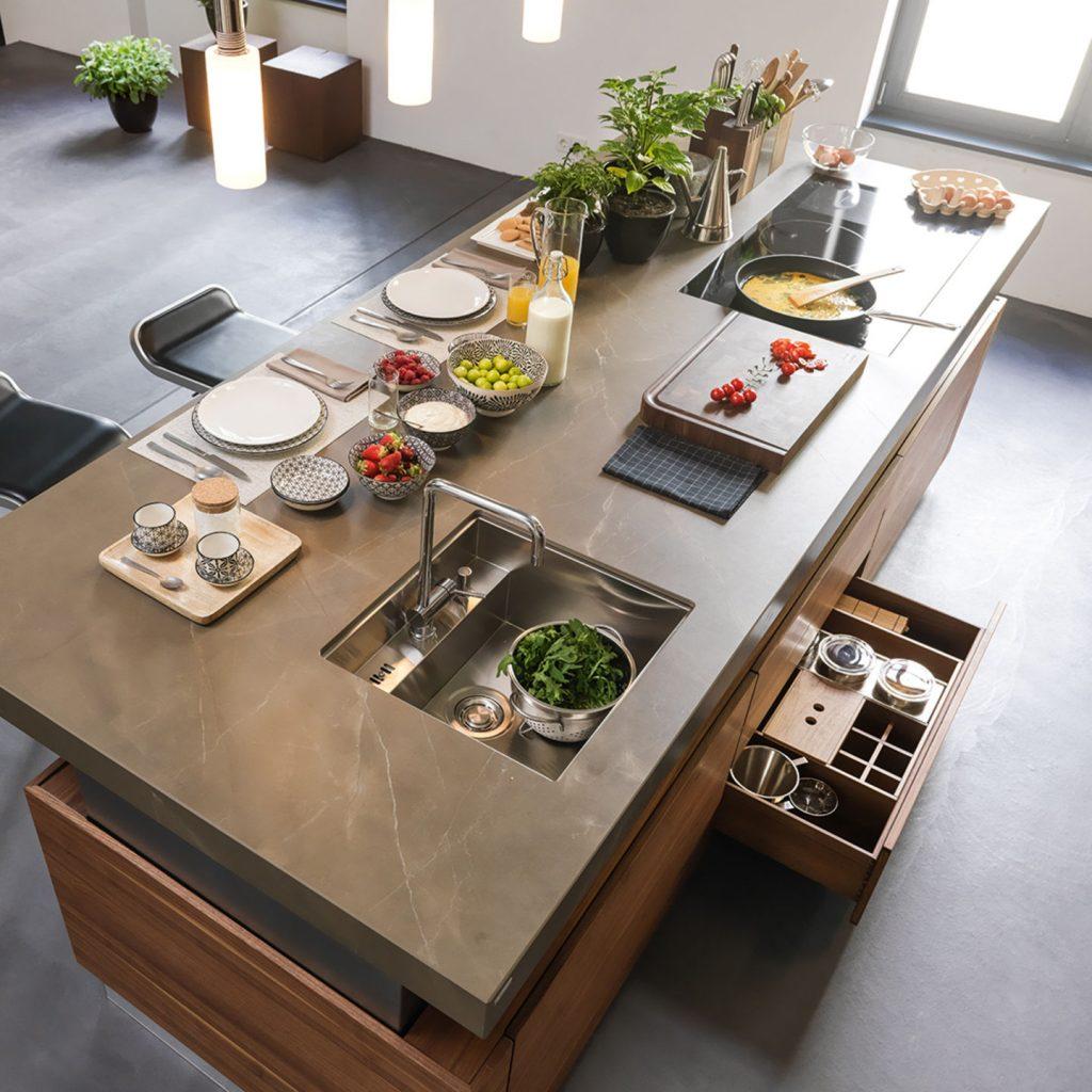 k7 kitchen island from Team 7