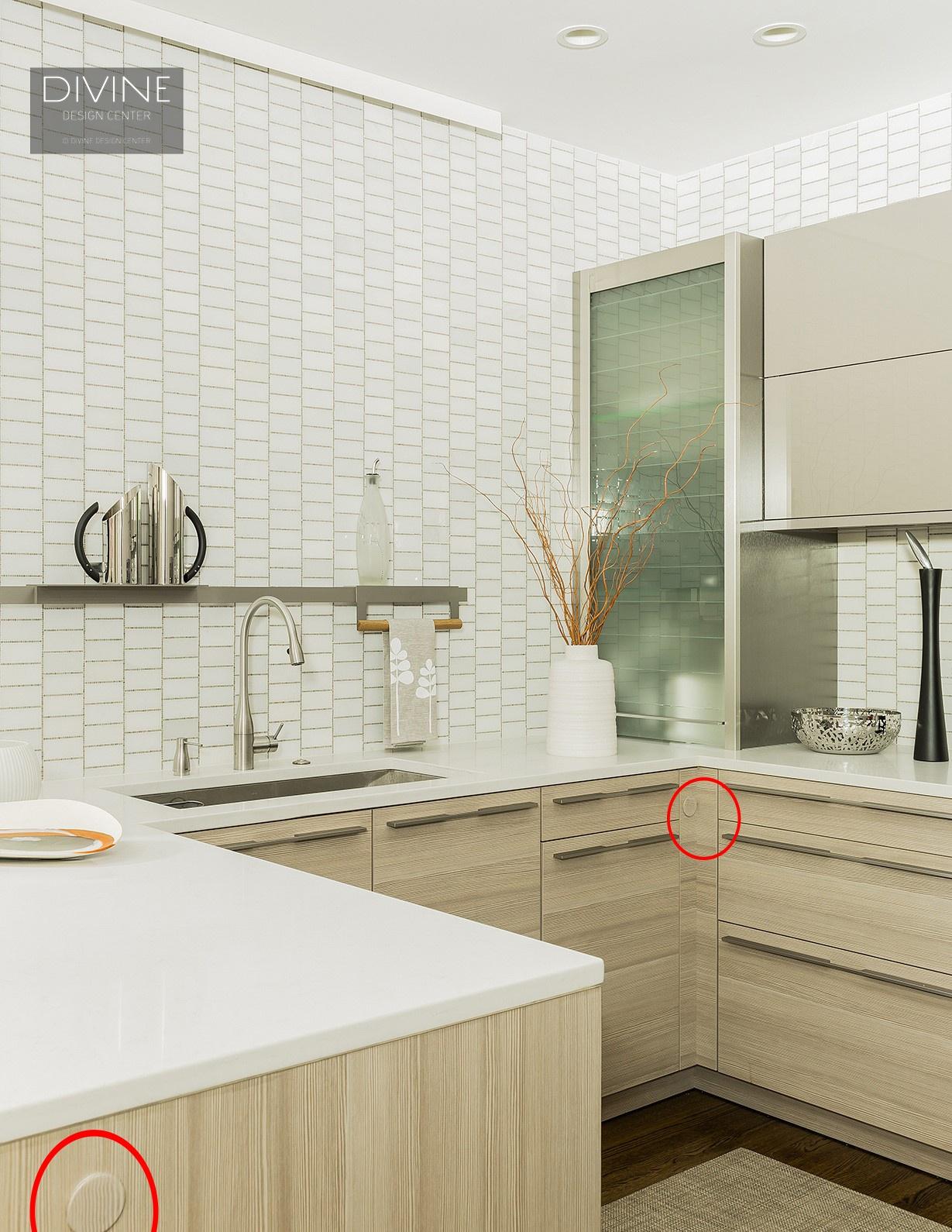 Modern Kitchen, Sillite, Sillites, Kitchen Outlets, Outlets, Kitchen, Tile  Back