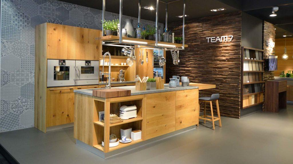 team 7 loft kitchen