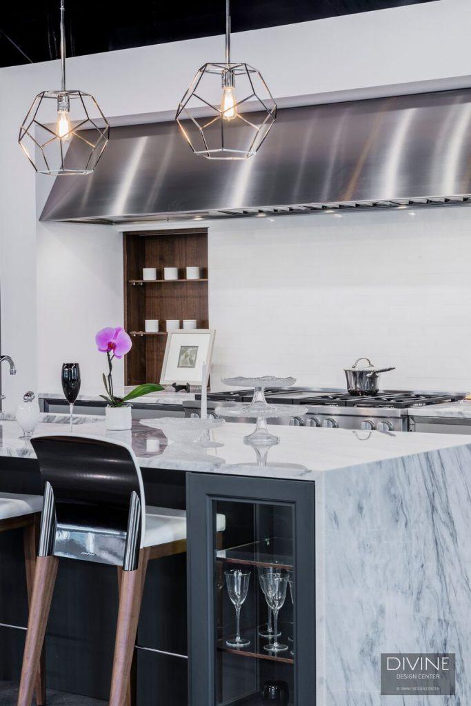 modern kitchen by Doca