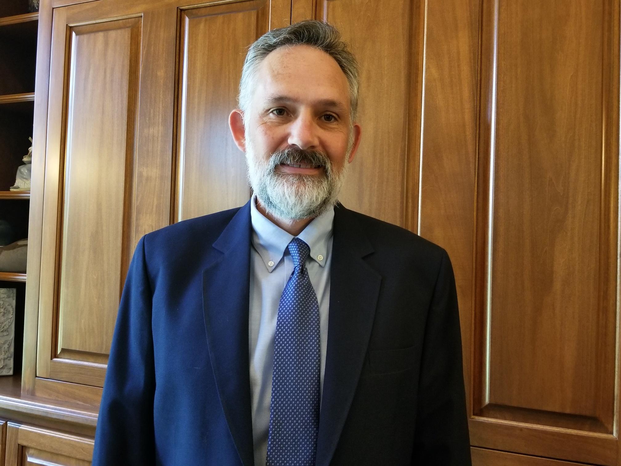 Doug Lewis, PhD   Employee Spotlight