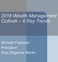 Key Trends for 2018