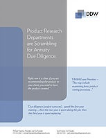 Product Research Departments