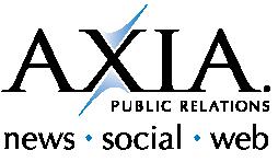 Axia's logo.