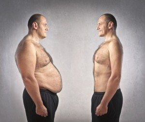 losing excess weight