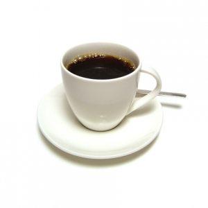 coffee and poop